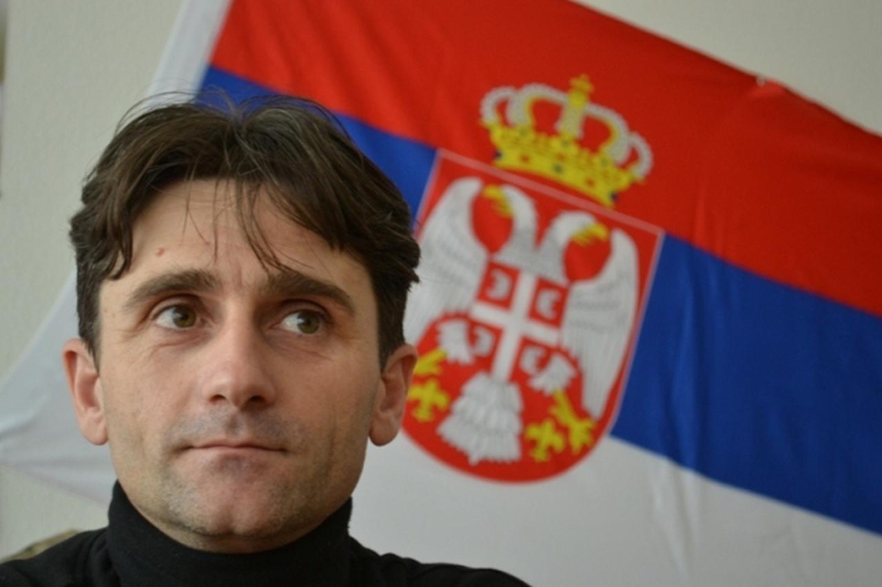 Снайпер Деян Берич: Нацистов надо уничтожить ради мира на Украине. «Правда», Сербия