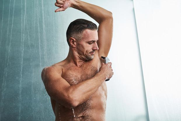 Почему мужчинам нельзя брить подмышки