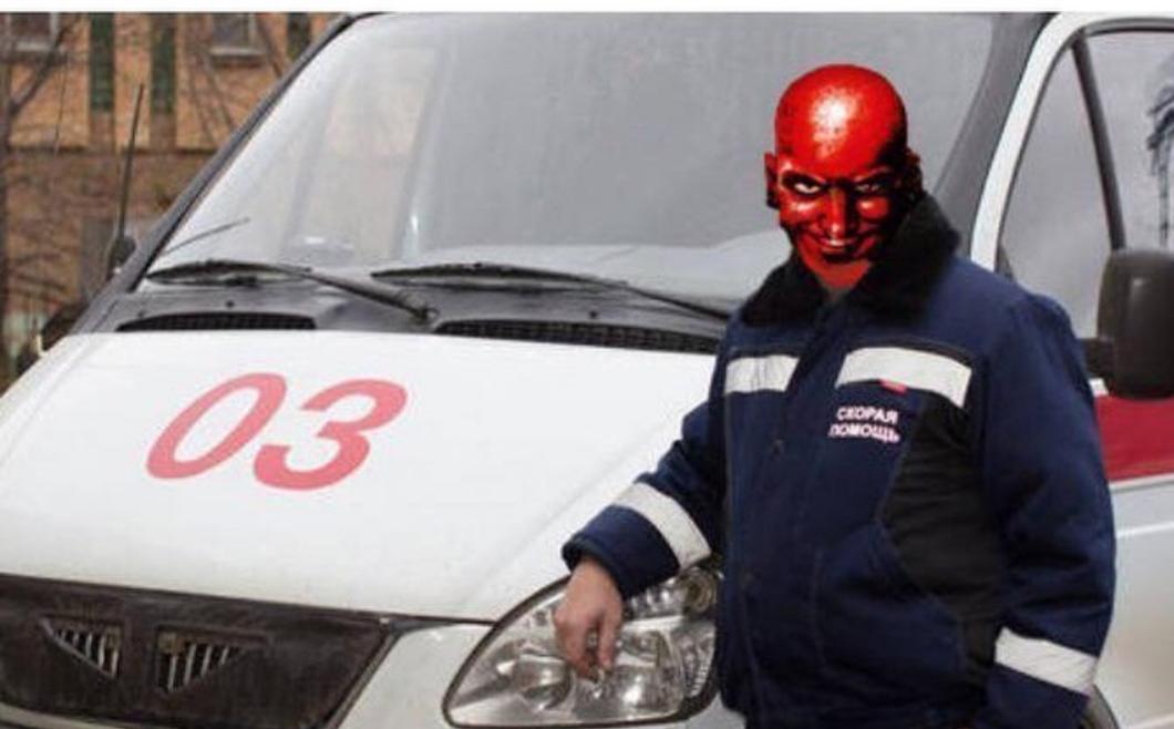 Субботник быстро, картинки водителю скорой помощи