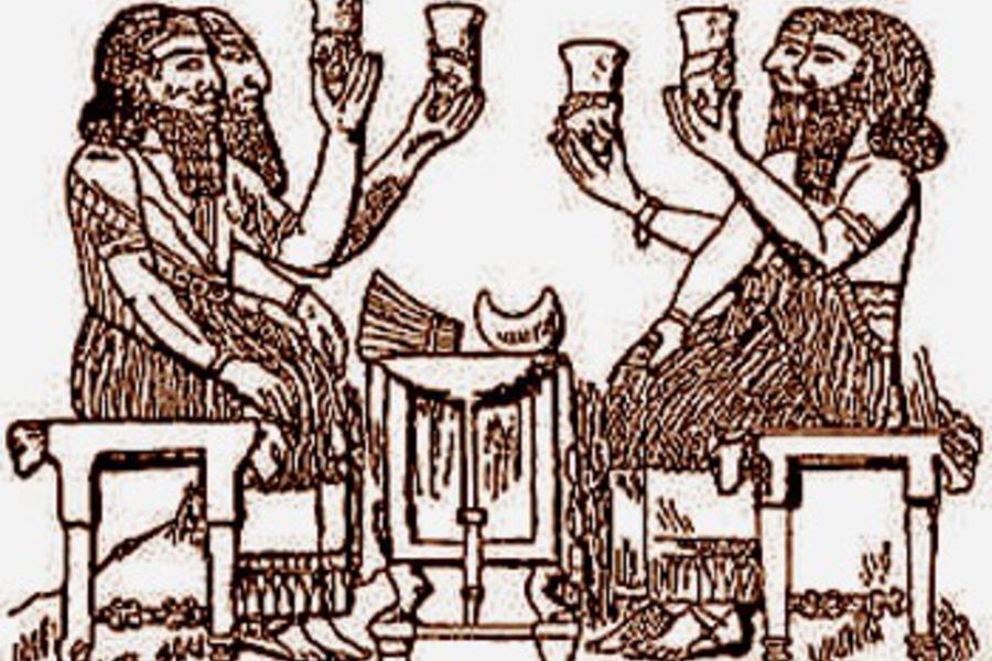 Как вы думаете, какое вино считается древнейшим?