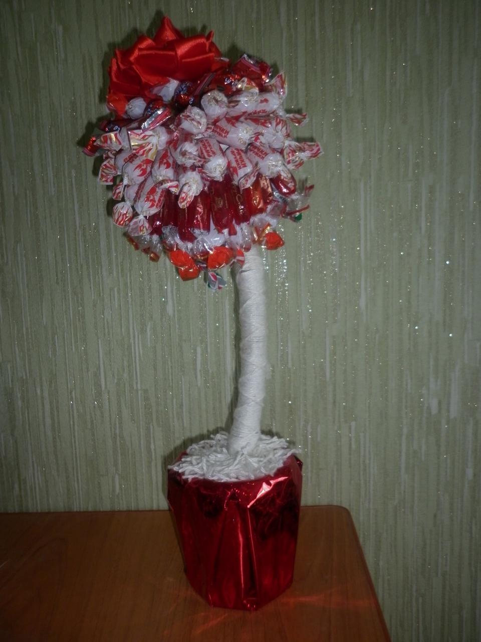 конфетные деревья)))