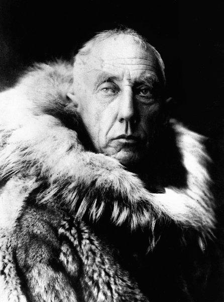 Руаль Амундсен — человек, победивший Южный полюс