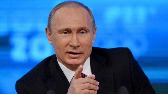 Что сделал Путин?