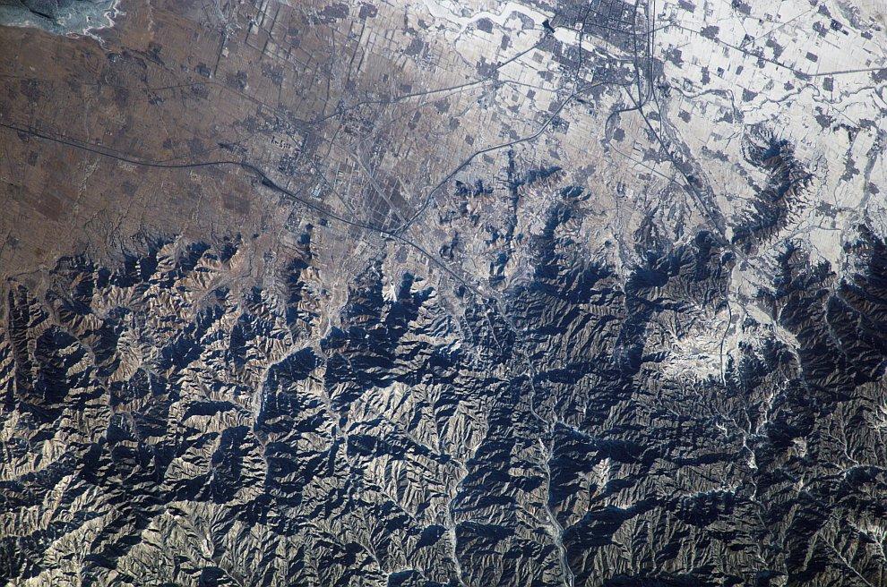 круге великая китайская стена вид из космоса фото высокого разрешения лицо может получить