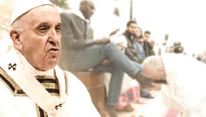 Папа Франциск призвал Европу совершить демографический суицид? геополитика