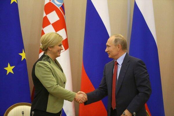 «Смесь страха и восхищения». Что хорваты думают о русских?
