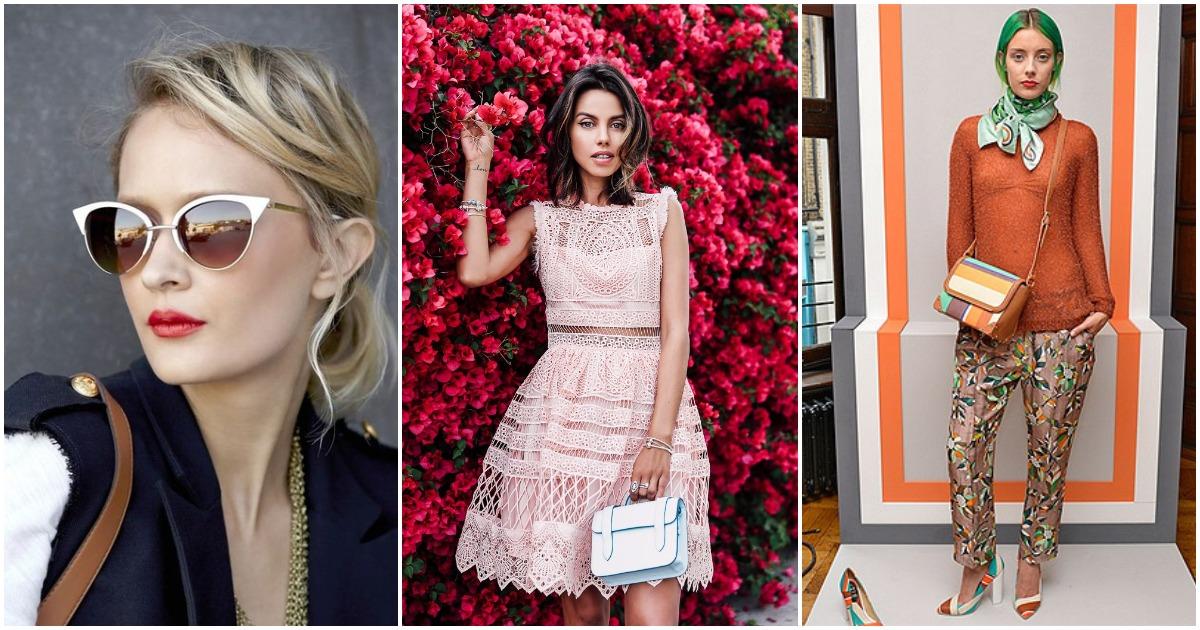 Весенний тренд: 7 модных вещей, способных полностью изменить любой образ