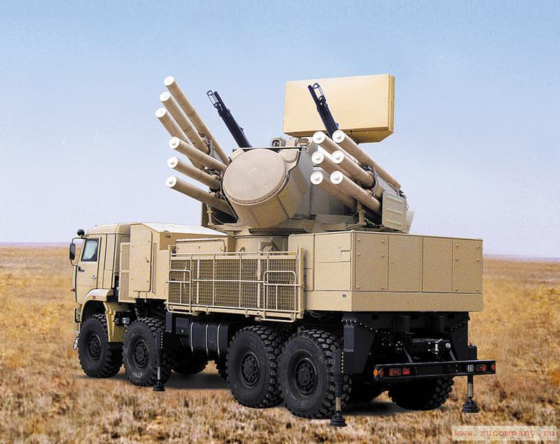 ПВО Сирии отбило новую ракетную атаку на авиабазу «Шайрат»