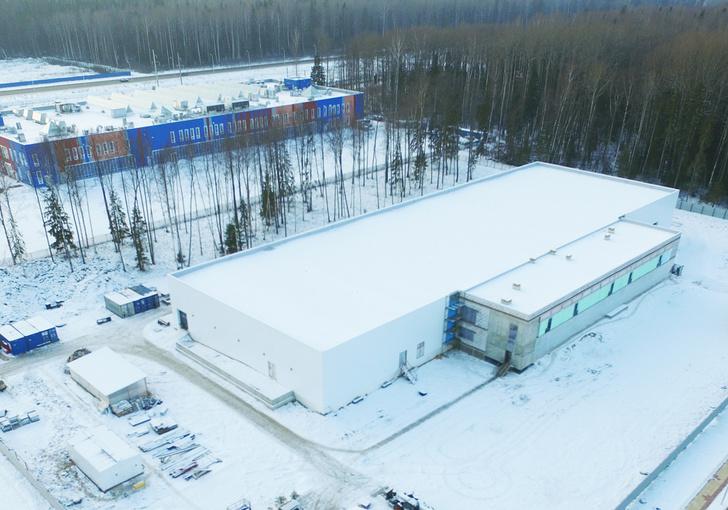Резидент ОЭЗ «Дубна» ведёт строительство завода по производству вакуумных пробирок