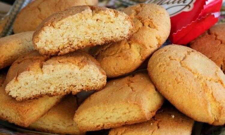 Вкуснейшее печенье из кукурузной муки с медом