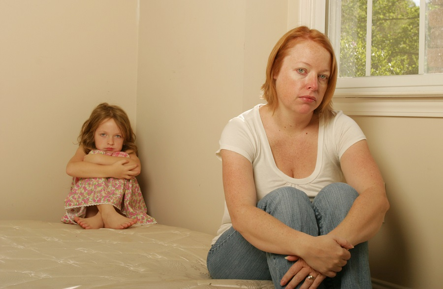 Мать одиночка - диагноз глупой женщины