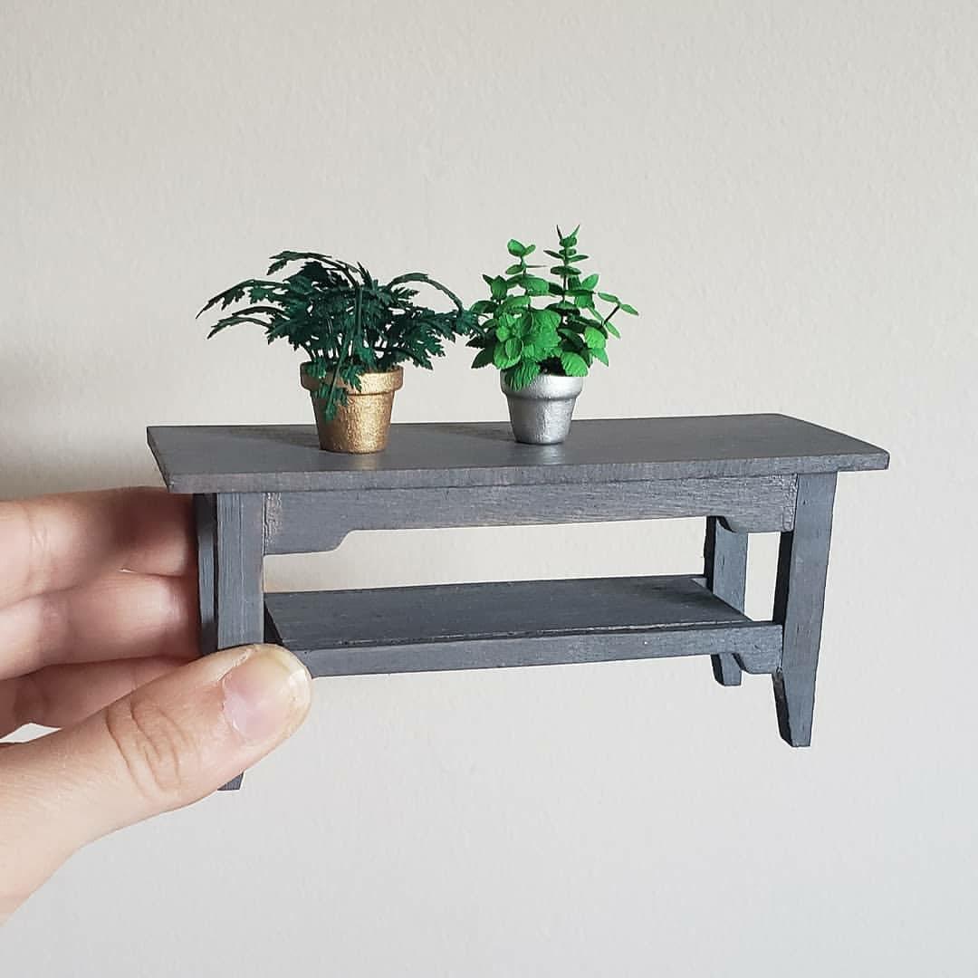 Маленькое, миленькое) 🔸Susan Mattinson Сьюзан, является, членом, Международной, гильдии, миниатюрных, мастеровSusan, Mattinson, nasus_miniatures
