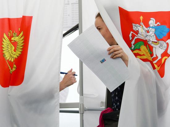 Скандал на выборах в Приморь…