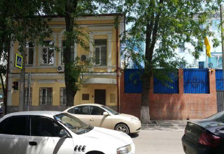 В Ростове хотят переименовать в честь Захарченко переулок, где находится консульство Украины