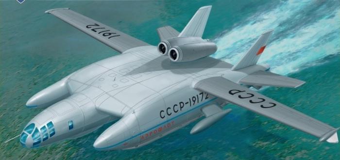 Уникальный самолет СССР – ам…