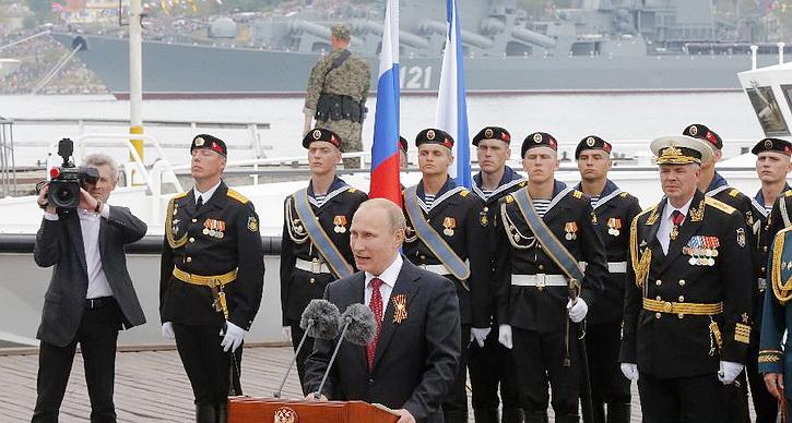 Крым – это только начало, ан…
