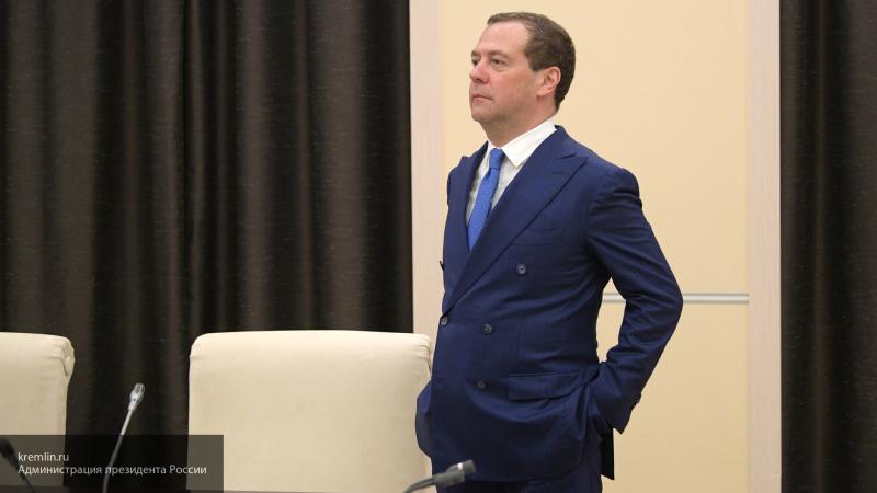 Медведев указал на заинтересованность России в распространении русского языка