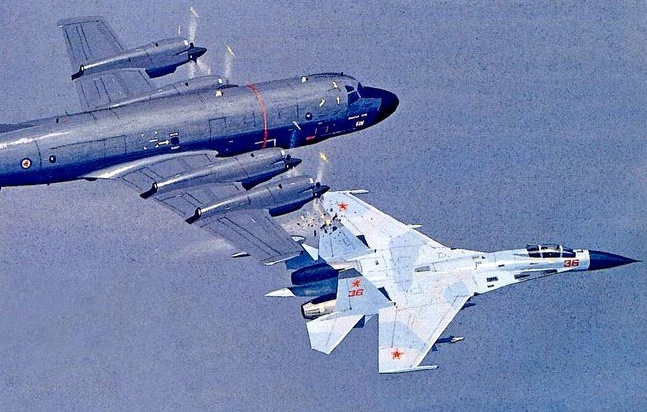 Как советский летчик проучил пилотов НАТО