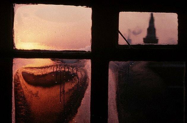 Вид на Кремль, 1967 СССР, история, фото