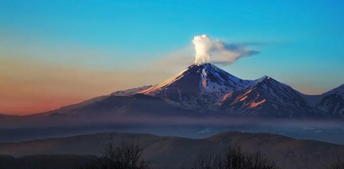 Вулкан Авачинский. /Фото:vulcanarium.com