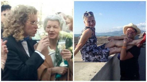 Появилось первое фото 63-летней жены Гогена Солнцева после пластики лица