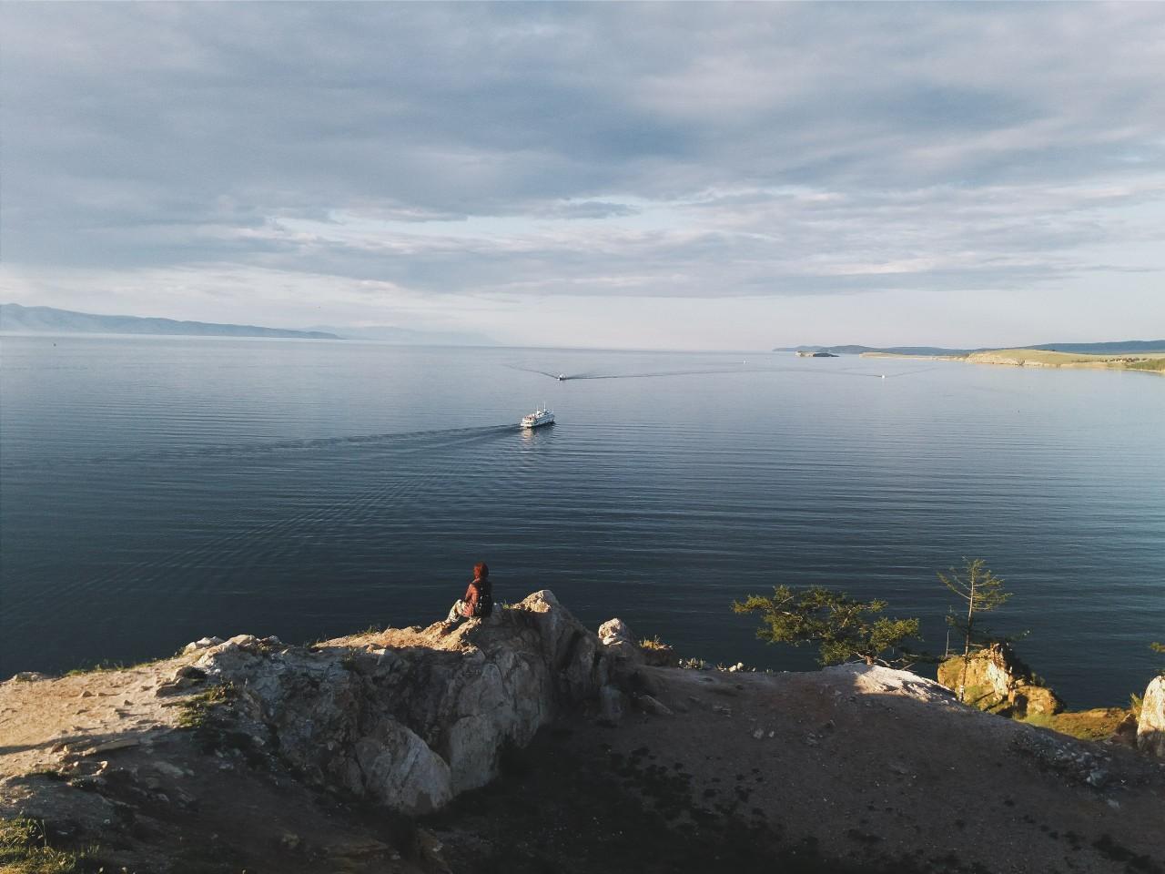 Водно - пешее путешествие из лета в осень в регионе Байкала  с 10 июля до 1 октября 2018 года
