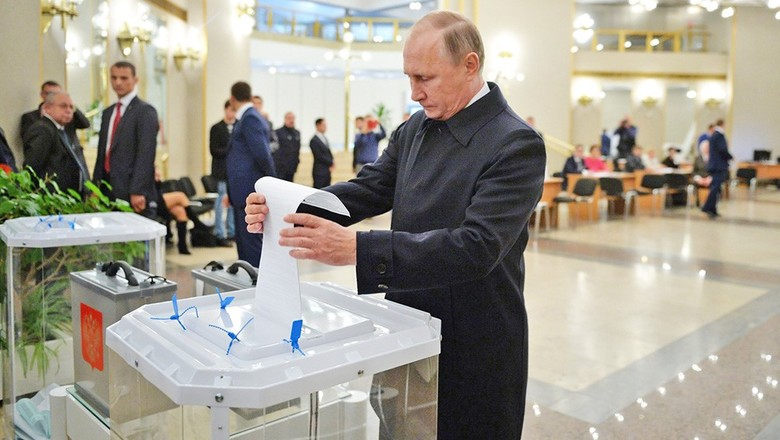Путин назвал идеальный резул…