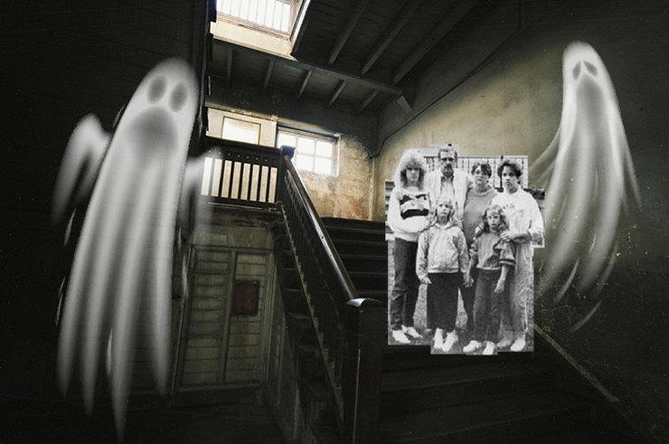 Дом с голосами: за что призраки атаковали семью Смёрл