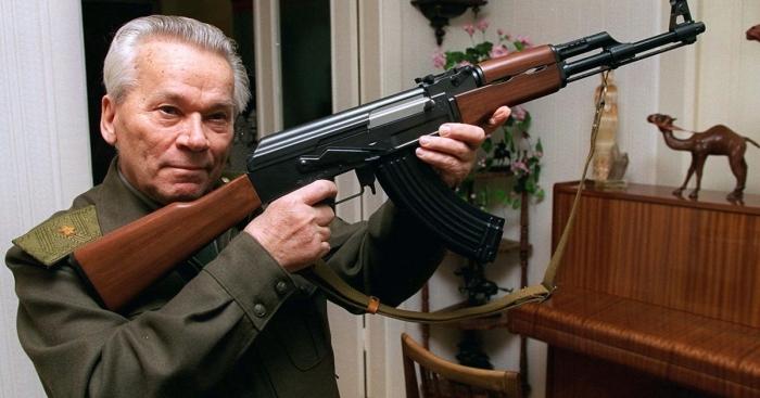 Сергей Мосин. | Фото: Википедия.