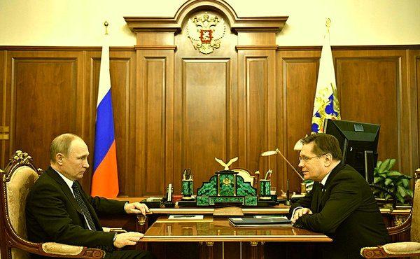 Иностранцы поразились словам Путина: «Россия строит больше АЭС и ледоколов, чем остальные страны вместе взятые!»