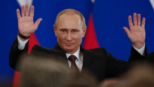 """""""Тот факт, что Путин авральн…"""
