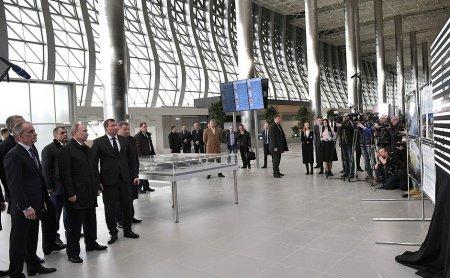 Путин в Крыму: запуск ТЭС и …