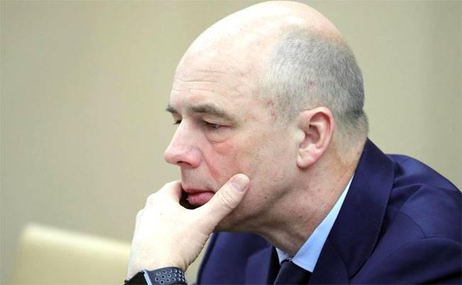 Исчерпание Резервного фонда.…