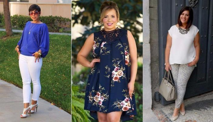 Модные тенденции этого года для женщин размером plus size