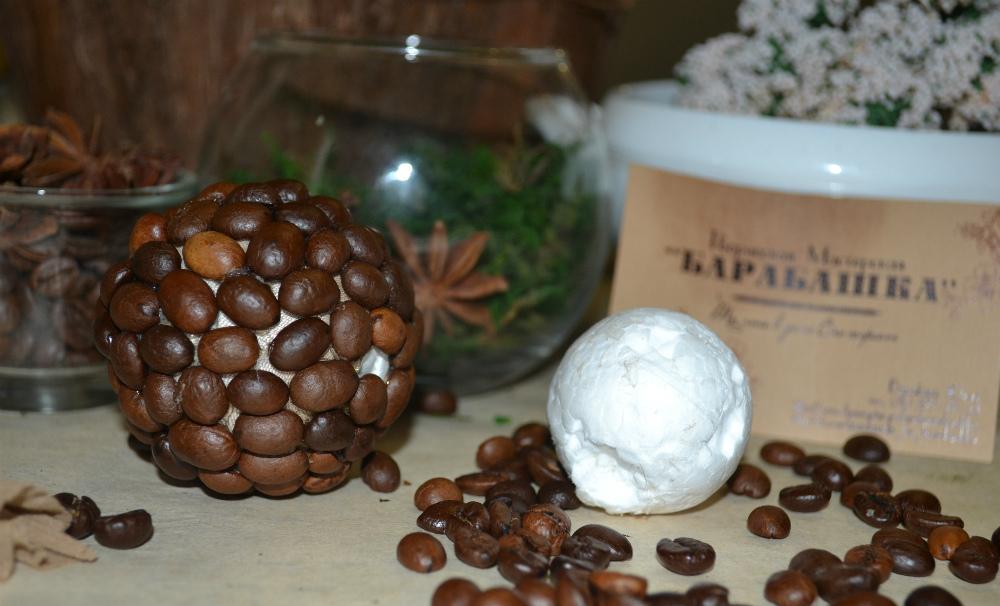 Кофейный шар