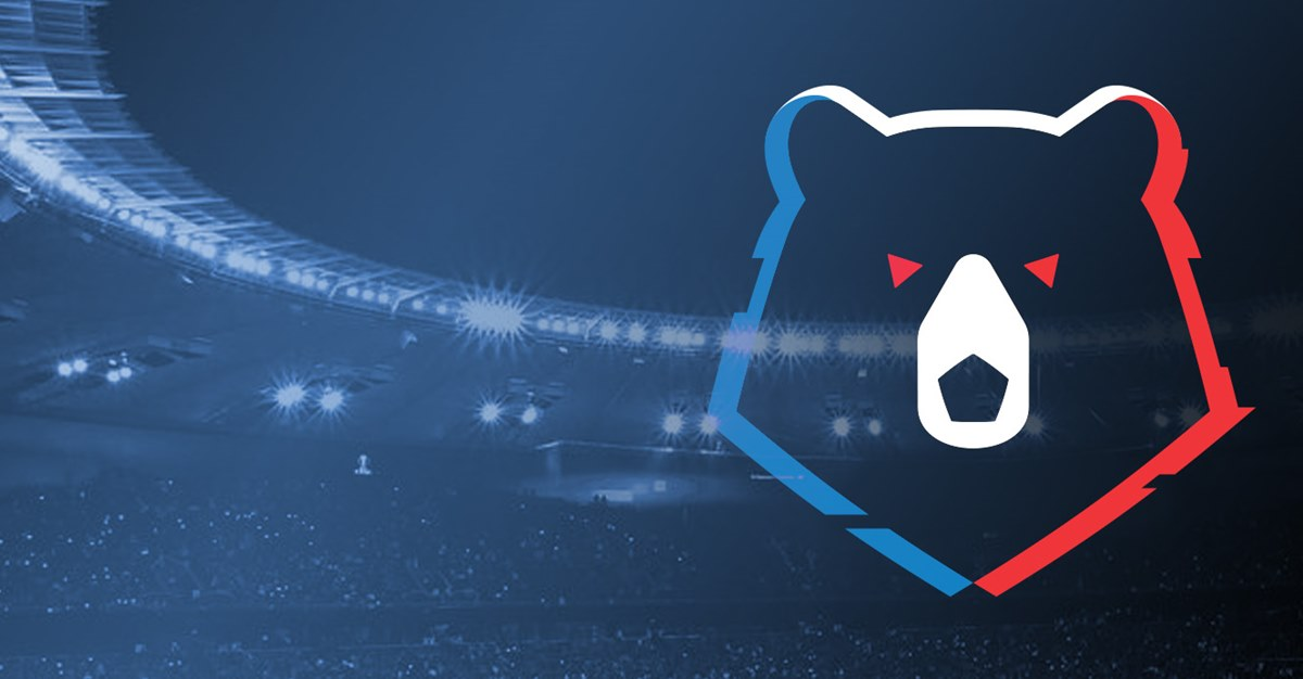 Медведь с красными глазами: студия Артемия Лебедева презентовала новый фирменный стиль РФПЛ