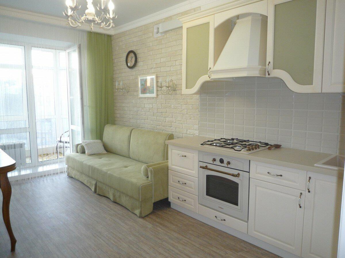 Обалденная уютная и нежная кухня