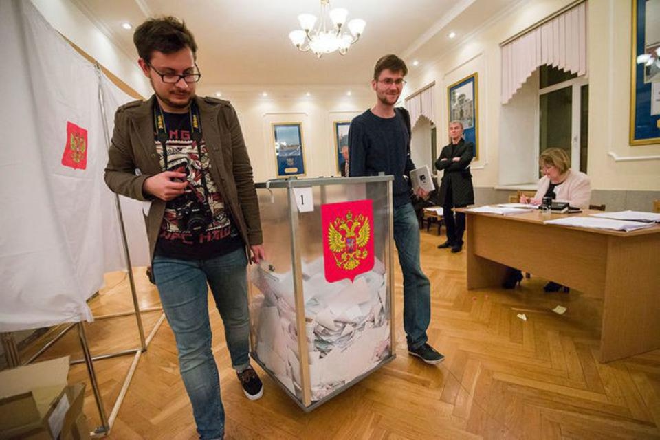 Выборы в Приморье: как выбир…