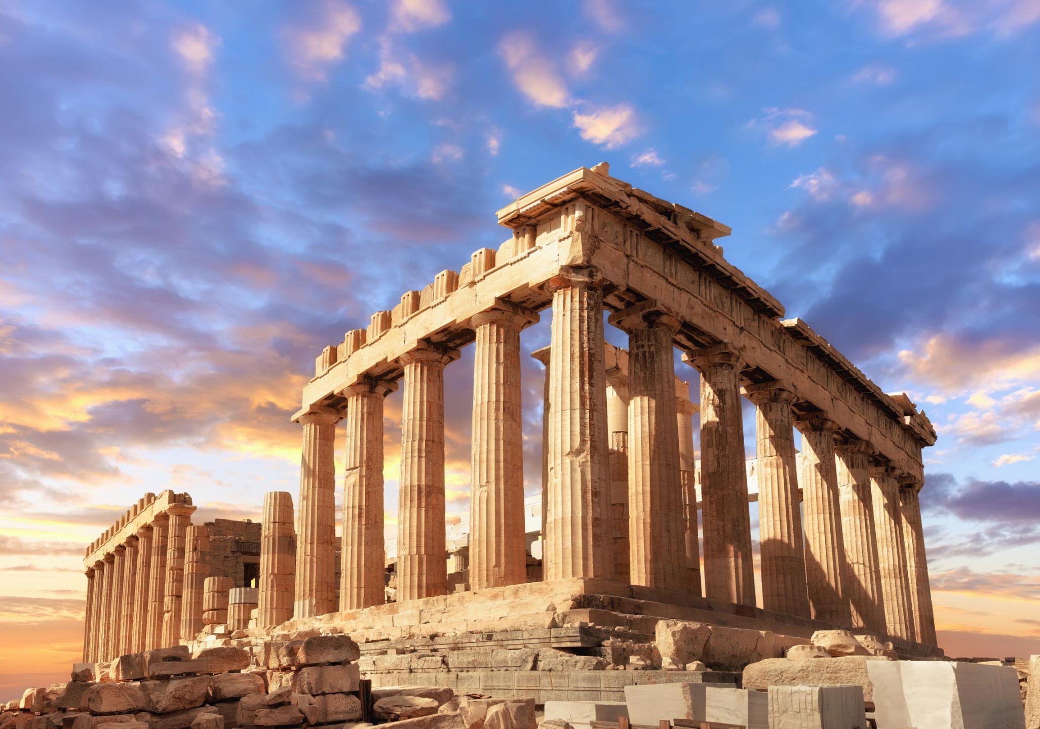 почему-то греческий парфенон картинки так