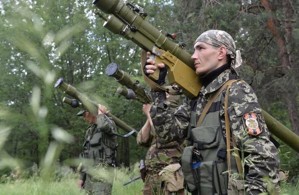 Украинских военных уличили в…