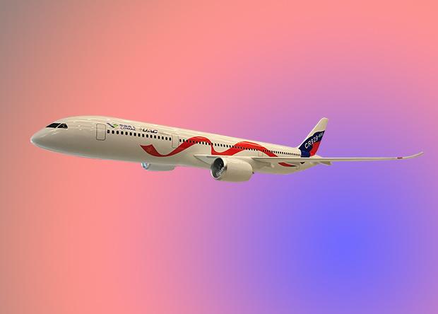 Разработчики раскрыли подробности о российско-китайском широкофюзеляжном самолете