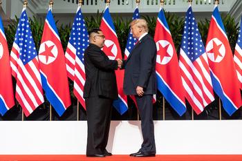 Ким Чен Ын оценил переговоры с Дональдом Трампом