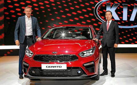 Глава Kia Motors Rus: Наш новый B-кроссовер обязательно появится в России!