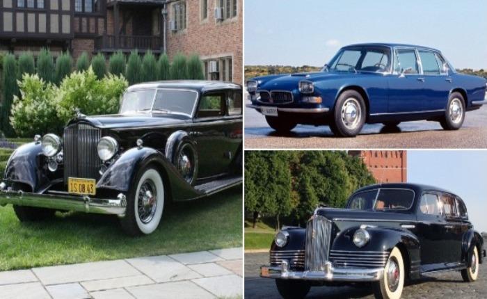 5 автомобилей люкс-класса, на которых ездили советские вожди