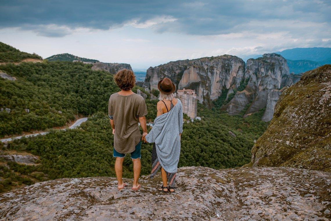 Несколько причин, почему самые крепкие пары – это те, кто путешествуют вместе