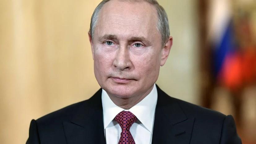 Путин представил кандидатуры на пост главы Крыма