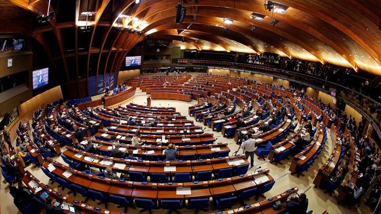Focus: Россия вынуждает Совет Европы экономить на бумаге и уборке