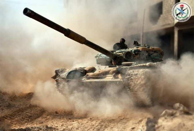 В шаге от бойни на юге Сирии…