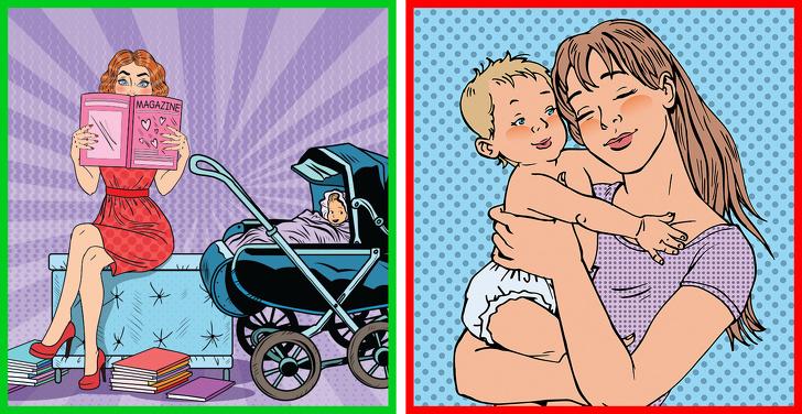 10неожиданных вещей, которые делают все мамы сповышенным уровнем тревожности