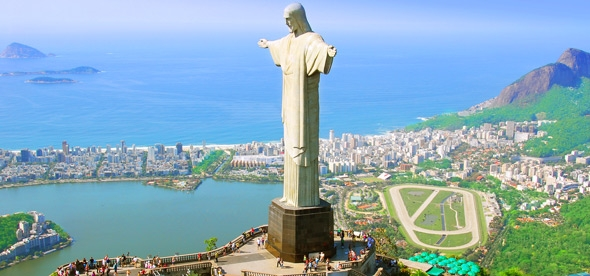 """Скульптура """"Христос-Искупитель"""" (Рио-де-Жанейро)"""